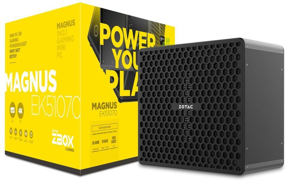 Komputer Zotac Zbox Magnus EK51070 (ZBOX-EK51070-BE) 1
