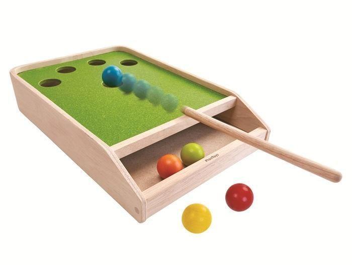 Plan Toys Mini Bilard (271650) 1
