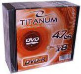 Titanum DVD-R 4.7 GB 8x 10 sztuk (E5905784763118) 1