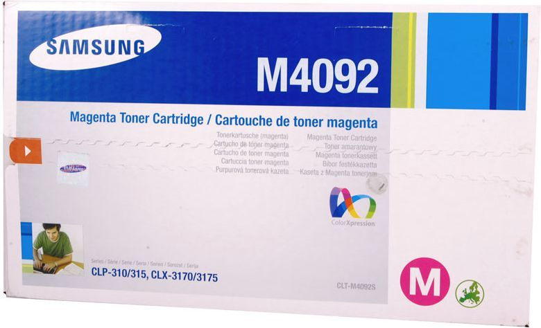 Samsung toner CLT-M4092S (magenta) 1