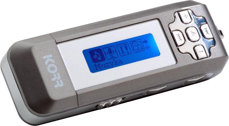 Odtwarzacz MP3 KORR KMP 221 ID produktu: 189824