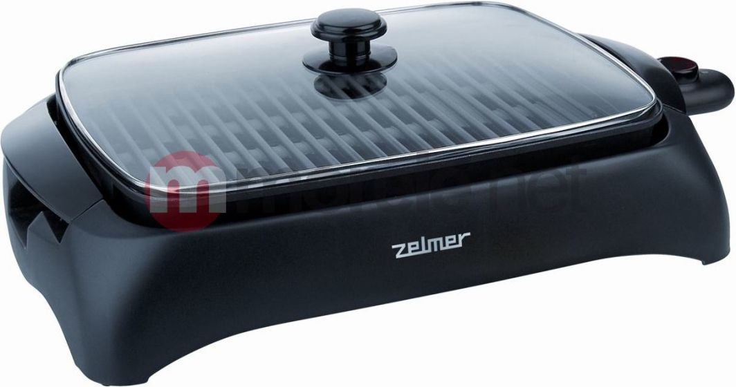 Grill elektryczny Zelmer ZGE0990B (40Z011) 1
