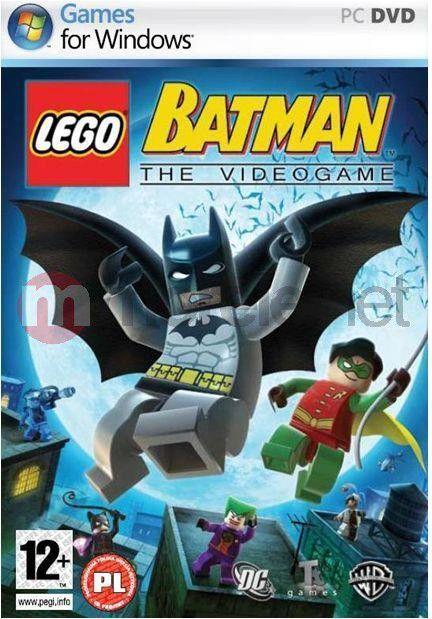 Lego Batman PC 1