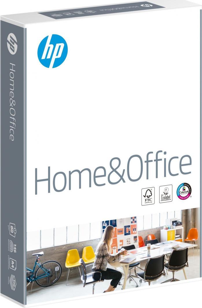 HP Papier ksero Home & Office A4 80g 500 arkuszy 1