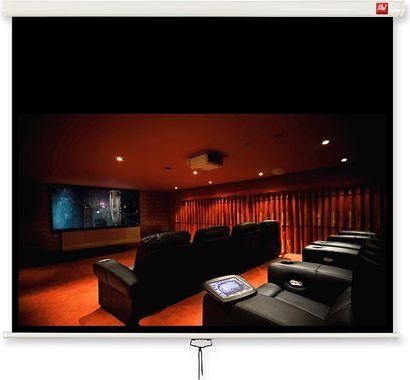 Ekran do projektora Avtek Video 200 1