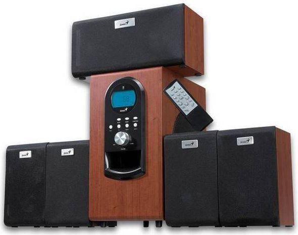 Głośniki komputerowe Genius SW-HF 6000 (31730022101) 1