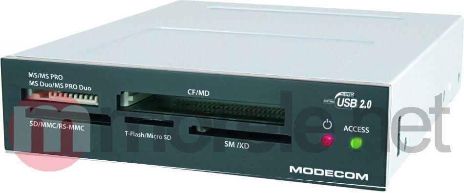 Czytnik Modecom ALL IN ONE CR-107 BLACK (CR-107) 1