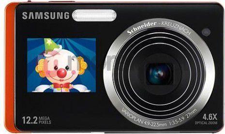 Aparat cyfrowy Samsung ST 500 red 1