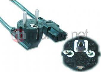 Kabel zasilający Gembird do komputera IEC C13 1.8m (PC-186-VDE) 1