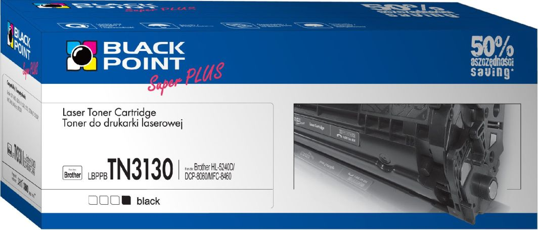 Black Point toner LBPPBTN3130 / TN-3130 (black) 1
