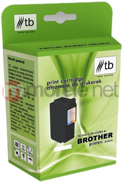 TB Tusz do Brother LC BK TBB-LC1000B 1