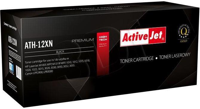 Activejet toner ATH-12XN / Q2612A (black) 1