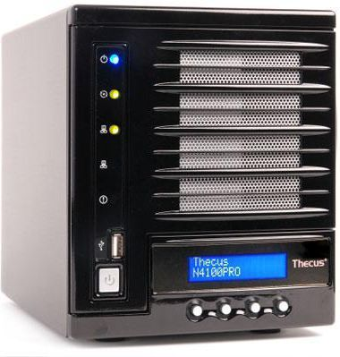 THECUS N4100PRO NAS SERVER DRIVERS WINDOWS 7