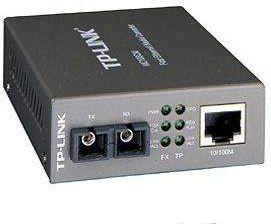 Konwerter światłowodowy TP-Link MC100CM 1