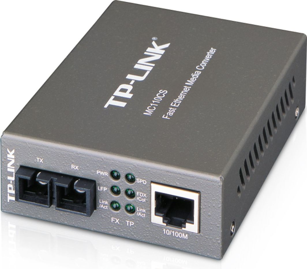 Konwerter światłowodowy TP-Link MC110CS 1