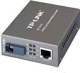 Konwerter światłowodowy TP-Link MC112CS 1
