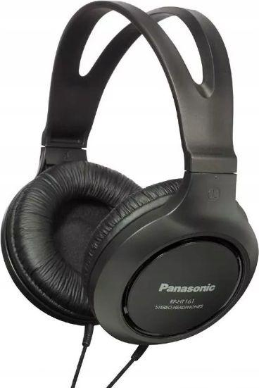 Słuchawki Panasonic RP-HT161E-K 1