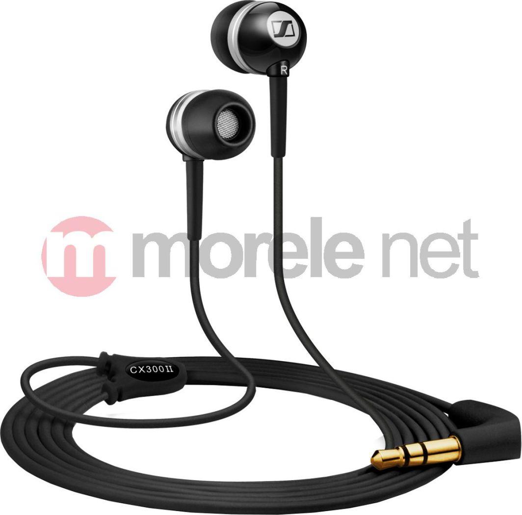 Słuchawki Sennheiser CX 300 II PRECISION BLACK 1