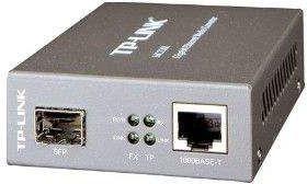 Konwerter światłowodowy TP-Link 1000BaseT (RJ45) - 1000BaseSX/LX/LH (SFP) (MC220L) 1