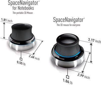 3DCONNEXION SPACENAVIGATOR TREIBER WINDOWS 8