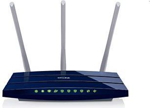 Router TP-LINK TL-WR1043ND 1