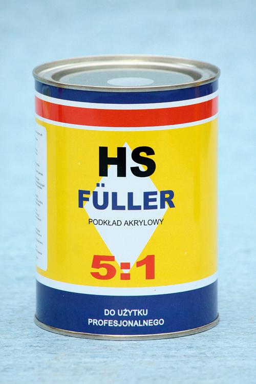 Podkład akrylowy 5+1 HS FULLER 1kg 1