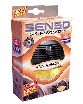 Dr Marcus Zapach samochodowy wkład SENSO lemon 1