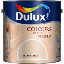 Oryginał Dulux Emulsja Kolory Świata biała czekolada 5L w Budujesz.pl LX46