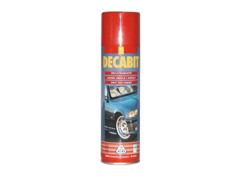 ATAS Preparat do usuwania smoły i asfaltu DECABIT 250ml 1