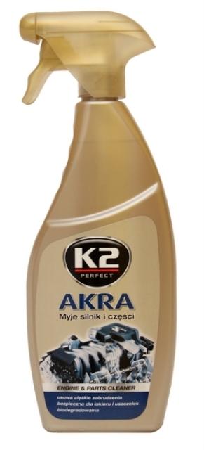 K2 Sport Płyn do mycia silników K2 AKRA 700ml 1
