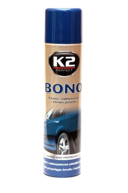 K2 Sport Preparat do czyszczenia plastiku i gumy K2 BONO 300ml 1