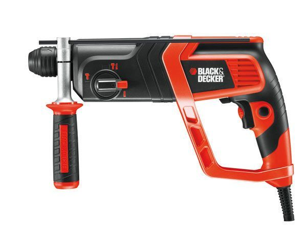 Black&Decker Młotowiertarka SDS-plus 710W 1,8J (KD975) 1
