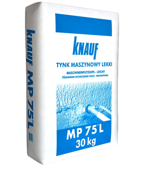 Knauf Tynk Maszynowy Lekki Knauf Mp 75 L 30kg W Budujesz Pl