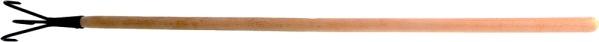 Vorel Pazurki 3-zębne oprawione 125cm 35763 1