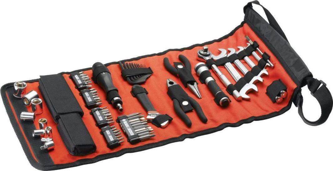 Black&Decker Zestaw akcesoriów samochodowych 71szt. (A7144) 1