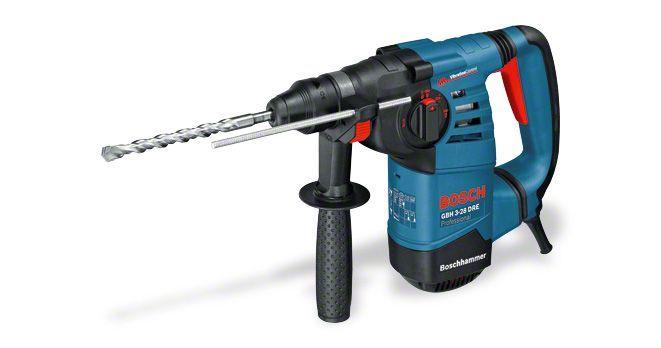 Bosch Młot udarowo-obrotowy SDS-plus 800W 3,1J GBH 3-28 DRE Professional 061123A000 1