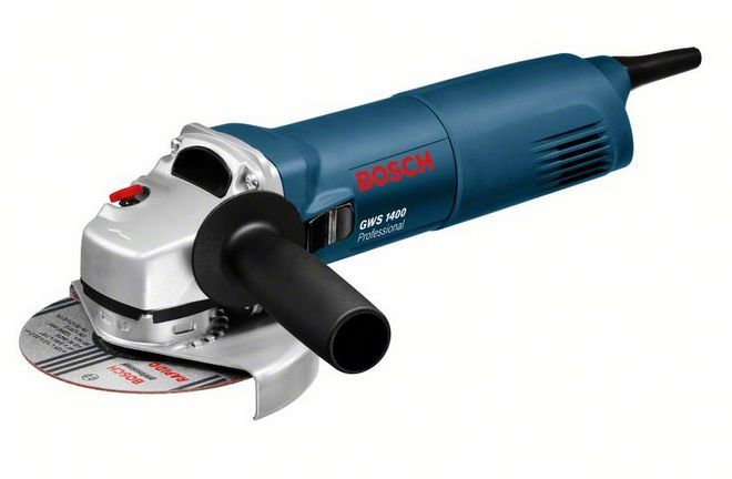 Bosch szlifierka kątowa 125mm GWS 1400 Professional (0.601.824.800) 1