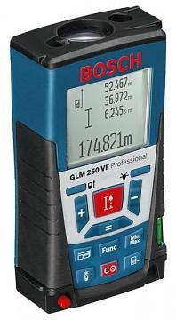 Bosch Dalmierz laserowy z wizjerem GLM 250 VF (0601072100) 1