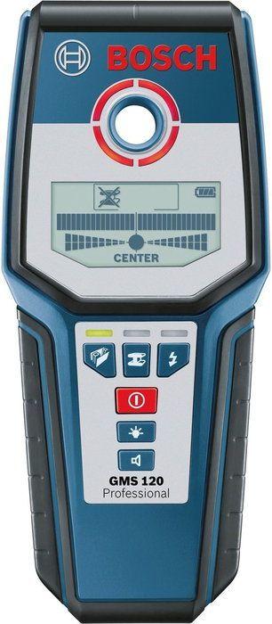 Bosch Detektor GMS 120 Professional (0.601.081.000) 1