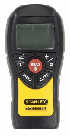Stanley Dalmierz ultradźwiękowy Intellimasure (77-018) 1
