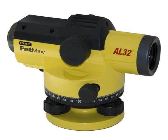 Stanley Niwelator optyczny Fatmax AL32 77-245 + statyw i łata 1