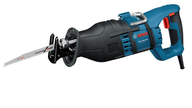 Bosch Piła szablasta GSA 1300 PCE Professional 060164E200 1