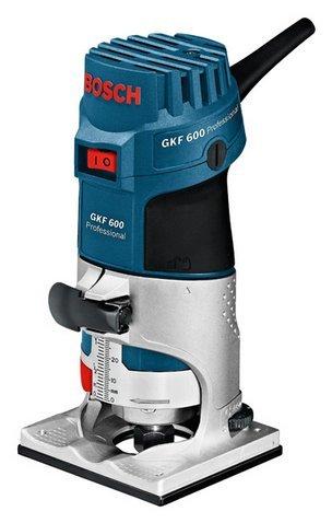 Bosch Frezarka do krawędzi GKF 600 (0.601.60A.100) 1