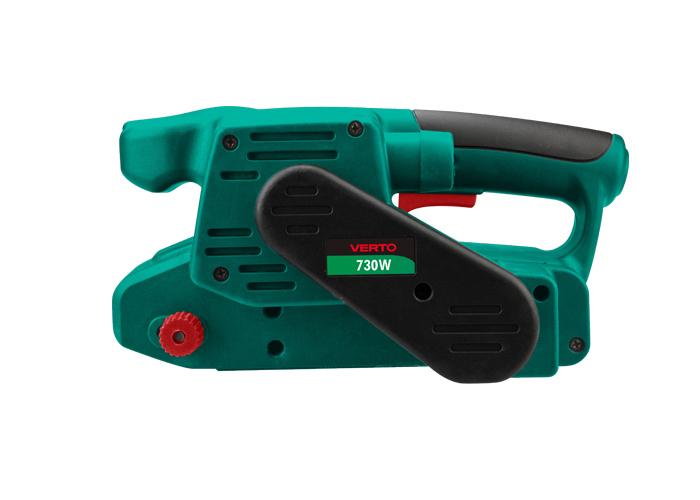 Verto szlifierka taśmowa 75x457mm 730W (51G707) 1