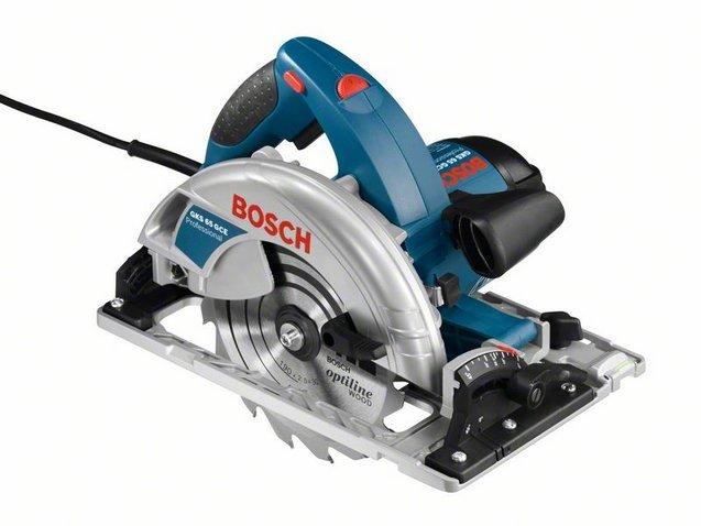 Bosch Pilarka tarczowa 65mm GKS 65 GCE Professional (0601668901) 1
