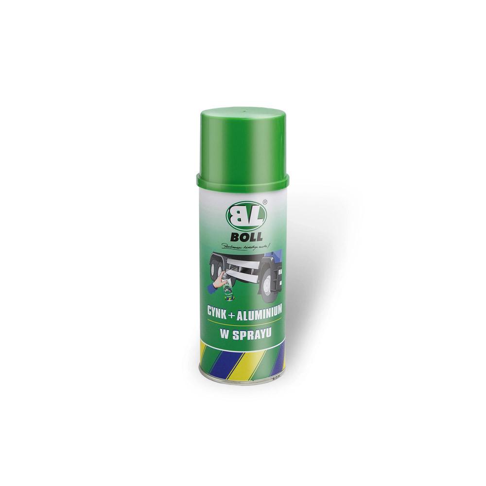 BOLL Cynk + aluminium w sprayu 400ml 0010212 1
