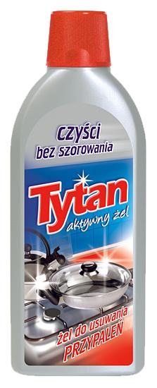 Zakłady Chemiczne UNIA Żel do usuwania przypaleń TYTAN 500ml 1