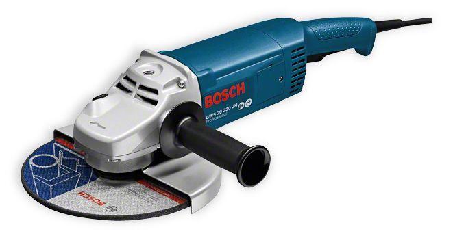 Bosch szlifierka kątowa GWS 20-230 JH Professional (0.601.850.M03) 1