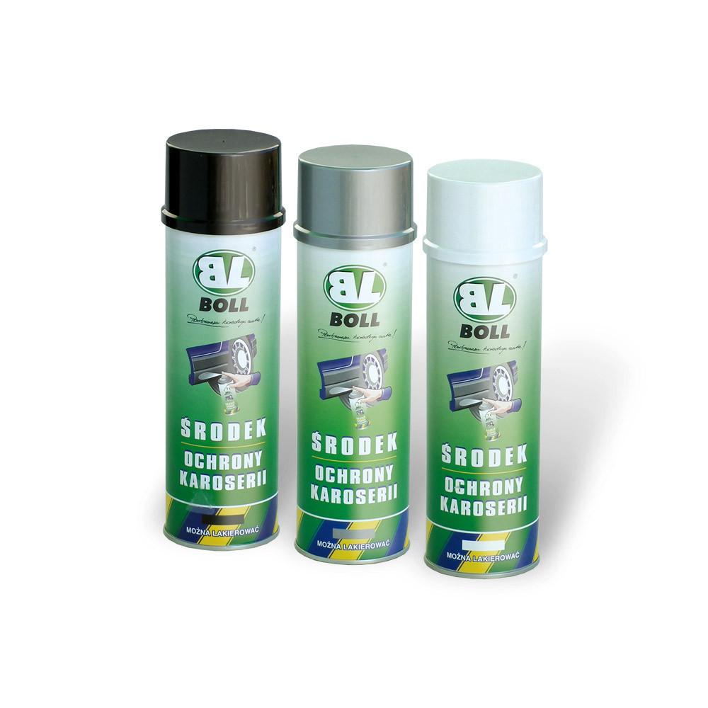 BOLL Środek ochrony karoserii spray czarny 500ml 001006 1