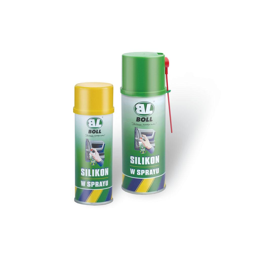 BOLL Silikon w sprayu 200ml 001022 1